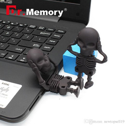 $enCountryForm.capitalKeyWord Australia - Dr.Memory USB Flash Drive Cool 64 GB 32 GB 16 GB 8 GB USB 2.0 64GB 32GB Skeleton USB Flash Memory Pen Drive Stick Captain America Pen Drives