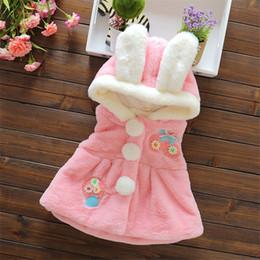 $enCountryForm.capitalKeyWord NZ - good quality Winter Baby Princess Girls Vest Hooded Clothes Children Clothing Outerwear Coats Kids Jackets Baby Girl Warm Waistcoat