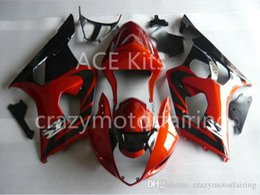 $enCountryForm.capitalKeyWord NZ - 3 gifts Fairings For K3 SUZUKI GSX-R1000 03-04 GSXR1000 GSX- GSX R1000 03 04 GSXR 1000 K3 2003 2004 Black Red S12