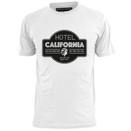 8cd11d823eda HOTEL CALIFORNIA MENS ROCK T SHIRT BOWIE LOU REED DOORS EAGLES HENDRIX  Classic Quality High t-shirt