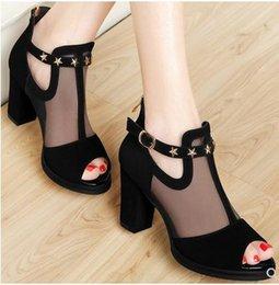 Silver Tie Back Hooks Australia - women red bottom pumps high heels peep toe Stileo dress shoes platform patent red silver plus 35-42 s9101