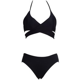 816bc3e7795 Perimedes 2019 sexy bikini set Women Sexy Solid Bikini Two Piece micro  extreme Swimsuit Swimwear Bathing Beachwear g30