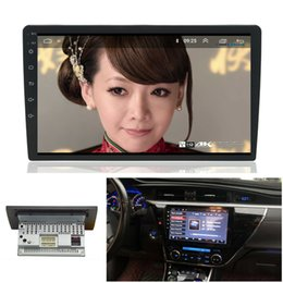 "hd car tuners 2019 - 1Din Android 8.1 9""HD 1080P Car dvd Stereo Radio GPS MP5 DVR Wifi BT OBD Mirror Link discount hd car tuners"