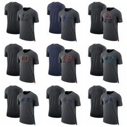Top Quality Mens t shirts Cardinals Falcons Baltimore Ravens Buffalo Bills  Carolina Panthers Chicago Bears Travel Mesh Performance T-Shirt 3ada07469