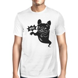 Men's Clothing French Bulldog With Christmas Baubles Mens T-shirt Cartoon T Shirt Men Unisex New Fashion Tshirt Loose Size Top Ajax 2018