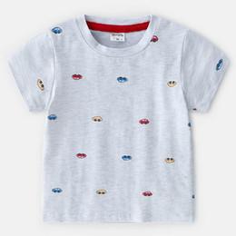 d0df3e47a25 Cheap Summer Kids Clothing UK - Cartoon kids summer clothes Boys T Shirts  cotton kids Short
