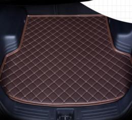 Kick Mats Australia - Applicable to 2017-2018 Nissan Kicks car non-slip luggage mat waterproof leather carpet car trunk mat