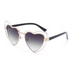 7ca8ce165f Love Heart Sunglasses Women Cat Eye Vintage Christmas Gift Black Pink Red Heart  Shape Sun Glasses For Women Uv400