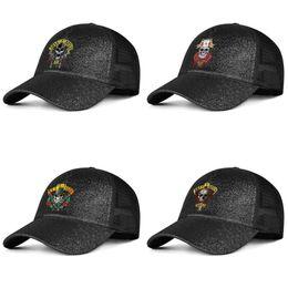 $enCountryForm.capitalKeyWord Australia - Guns N' Roses skull 85 posterstylesdesignertrucker baseball cap design your owncricket popularadjustable hats poster Hollywood Rose