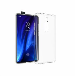 Cheap Back Case Australia - 2019 Hot Selling Transparent Cheap Shockproof Cellphone Case For Redmi K20 Pro Back Cover