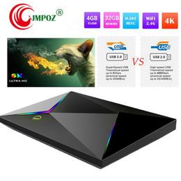 $enCountryForm.capitalKeyWord Australia - 1 PCS M9S Z8 tv box Android 9.0 4GB 32GB USB 3.0 H.265 4K 6K IPTV Netflix Smart set top box Q Plus PK X96 H96 MAX media player IPTV