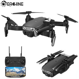 Toy Drones Cameras Australia - Eachine E511S GPS Dynamic Follow WIFI FPV With 1080P Camera 16mins Flight Time RC Drone Quadcopter 5G WiFi 1080P Three Batteries
