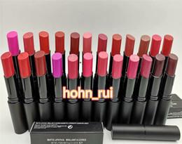 $enCountryForm.capitalKeyWord Australia - 2019 HOT NEW M Makeup Luster Lipstick Frost Matte Lipstick BRILLANT ALEVRES 24 colors lipstick free DHL
