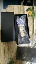Ingrosso 2019 Nuovi uomini di lusso per ROLEX Watch Box originale interno esterno Orologi da donna Scatole da uomo scatola da polso