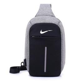 $enCountryForm.capitalKeyWord Australia - Original logo 2019 summer new men's chest bag anti-theft waterproof briefcase business Messenger bag backpack just break it