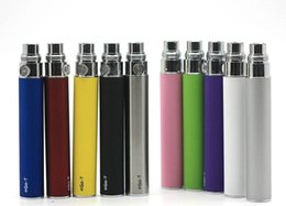 $enCountryForm.capitalKeyWord Australia - EGO Battery for Electronic Cigarette E cig Ego T 510 Thread CE4 atomizer CE5 clearomizer CE6 Vivi nova MT3 650mah 900mah 1100mah