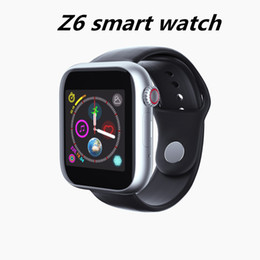 $enCountryForm.capitalKeyWord Australia - 2019 best Z6 smart watch for android ios ,Bluetooth 3.0 watches with camera Touch screen Supports SIM TF Card for android smart phone.