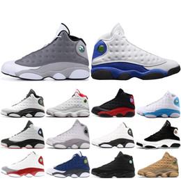 more photos a0f46 2de74 New 13 13s Basketball Shoes Mens Atmosphere Grey Flints Altitude Hyper  Royal He Got Game XIII Men Designer Sneakers Sport Shoes