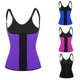 3ac7cf0bdf Women Plus Size Women Body Cami Tank Top Vest Shaper Trainer Cincher Belt  Underwear Slimming Vest Corset Shapewear New Arrival