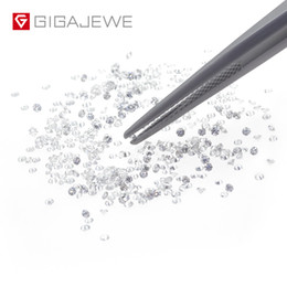 Супер качество DEF белый цвет VVS малый размер HPHT Алмаз лаборатории выращенных алмазов для обручальное кольцо, изготовление ювелирных изделий