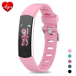 Activity gifts online shopping - Children s Gift Smart Health Bracelet Kids Heart Rate Toddler Pedometer Fitness Activity Wristband Waterproof Baby Smart Tracker
