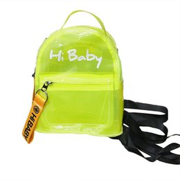 China Women Backpack Jelly Transparent Backpack Knapsack Rucksack Blanket Roll Field Pack Fashion Travel Bag Storage Bags supplier jelly backpacks suppliers