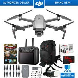 DJI Mavic Pro 2 aviones no tripulados con el controlador inteligente de la cámara Hasselblad Bundle esencial en venta