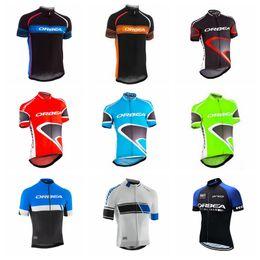 $enCountryForm.capitalKeyWord NZ - 2019 ORBEA team Cycling Short Sleeves jersey sets uniform mens summer Outdoor Sportwear Quick Dry Racing uniform 51701