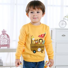 $enCountryForm.capitalKeyWord Australia - Children's clothes boy sweater cute newborn cartoon animal design winter sweater suitable for 6 Month - 4 years