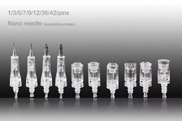 $enCountryForm.capitalKeyWord Australia - Tamax DR.Pen 1 3 5 7 9 12 36 42 pins Needle bayonet Cartridge for Auto electric Derma pen Micro Needle