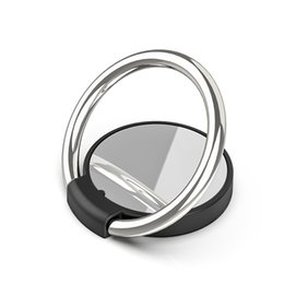 Rotating Tablet Stand Australia - Finger Ring Stand Ultra-thin 360 Degree Rotating Multi-function car Magnetic Driving phone Kickhand holder For Smartphone and Tablet