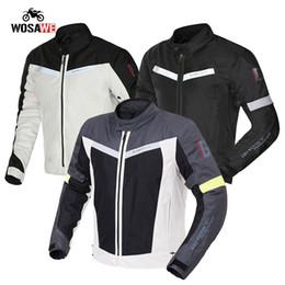 $enCountryForm.capitalKeyWord Australia - GHOST RACING Motorcycle Jacket Motocross Armor Jacket Moto Riding Windproof Full Body Protective Gear Armor for Motorbike