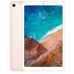 """Original Xiaomi Mi Pad 4 Plus LTE Snapdragon 660 AIE Octa Core 4GB RAM 64GB 128GB ROM Andriod 10.1"""" 13MP Face ID Xiaomi Mi Tablet PC 4 Plus from case built touch screen protector manufacturers"""