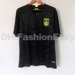 37f16344351 Jerseys china online shopping - 2018 Chinese black dragon soccer jersey  black football Jersey the china