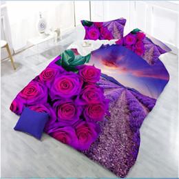 Black White Rose Bedding Australia - Home Textile Bedding Sets Children's Beddingset Bed Linen Duvet Cover Bed Sheet Pillowcase bed Sets