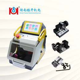 $enCountryForm.capitalKeyWord Australia - Kukai SEC-E9 Key Cutting Machine With 03,04 & TOY2 Key Clamp For Car Keys 2019 New Locksmith Tools Suppliers Hot Sales from China