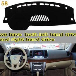 Teana accessories online shopping - For Teana J32 Dashmat Car styling Accessories Dashboard Cover Car Dash Mat Sun Shade