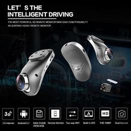 $enCountryForm.capitalKeyWord Australia - Phisung C1 Car DVR Camera 3G WiFi Android 5.0 Dual Lens 24 Hour Parking Monitor Dashcam Support Car Assistant APP Download Used