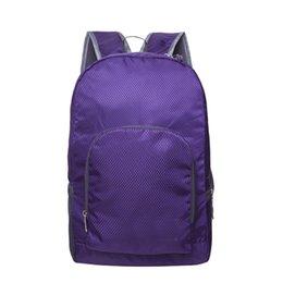 $enCountryForm.capitalKeyWord UK - Foldable Backpack Portable Package Unisex Leisure Bag Waterproof nylon for backpack schoolbag #104