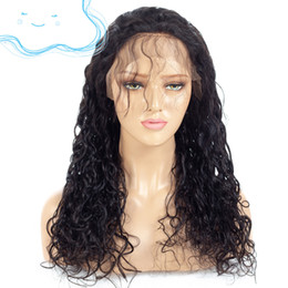 $enCountryForm.capitalKeyWord Australia - Made in China unprocessed affordable virgin remy human hair long natural color big curly full lace cap top wig for women