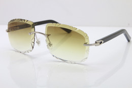 a6902d9fa8 Butterfly Arm Women UK - 2019 High-end brand Hot sunglasses New Carved Lens  Glasses