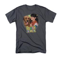 3x men 2019 - Punky Brewster Punky & Brandon TV Show T-Shirt Sizes S-3X NEW discount 3x men