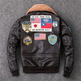 3f0a0c5ef Leather Flying Jacket Men Online Shopping | Leather Flying Jacket ...