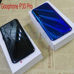 Wholesale Cheap Goophone P30 Pro quot Android Show GB GB Show G With Micro SD Card G WCDMA Unlocked CellPhone
