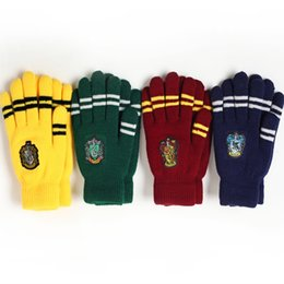 $enCountryForm.capitalKeyWord UK - Harry Potter Hogwarts School Magic Wintter Gloves Toys Children Halloween Party Show Anime Figure Toy Kids Birthday Gift Jouet