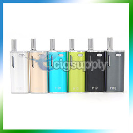 $enCountryForm.capitalKeyWord Australia - Authentic Hibron H10 Oil Starter Kits 650mAh Battery Box Mod 0.8ml H10 Upgraded CE3 Atomizer Vape Pen Vaporizers 100% Genuine