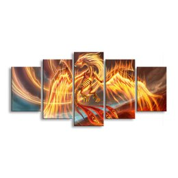 Wall Print Photo Australia - Paintingl Anime Devil painting Photo print painting Prints Wall decoration Pictures for Picture A5-8FH