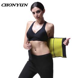 2ce126fb52664 Women Waist Trainer Hot Shaper Neoprene Body Shapers Slimming Shapewear  Modeling Belt Slimming Waist Shaper Corset Plus Size