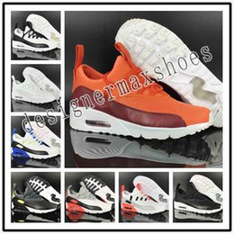 $enCountryForm.capitalKeyWord NZ - Half price 2018 Hot Sale Zapatillas 90 Ez Casual Shoes for Top quality 90s Black White Red Grey Blue Green Men dress shoes Athletic Sneakers
