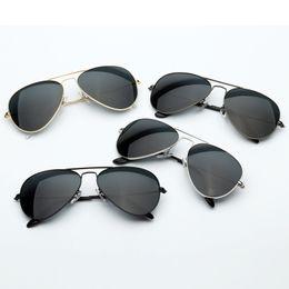 e7ee544ab19d Make glasses case online shopping - designer sunglasses mens sunglasses  UV400 glass made lenses des lunettes